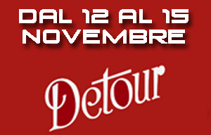 Dal 12 al 15 novembre al Cineclub Detour